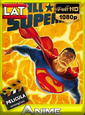 Superman Viaja Al Sol (2011) HD [1080p] Latino [GoogleDrive] BerlinHD