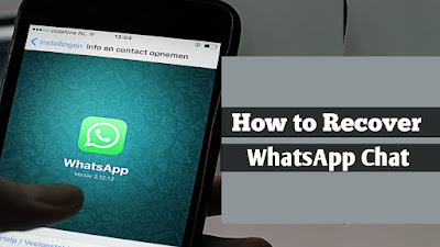 how to recover deleted whatsapp chat in hindi
