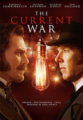 The Current War [2017] [DVD R2] [Latino]