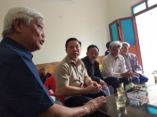 Đại biểu muốn cung cấp toàn văn đối thoại ở Đồng Tâm cho Quốc hội ...