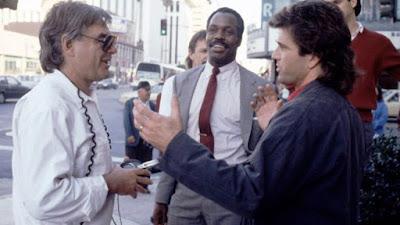 L'Arme fatale Richard Donner Mel Gibson Danny Glover CINEBLOGYWOOD