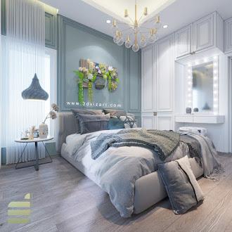 Shabby Chic Bedroom 2