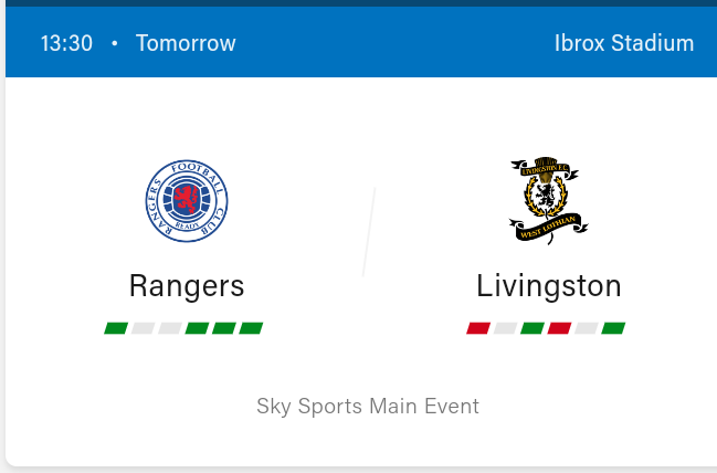 Rangers vs Livingston Football Preview and Predictions 2021