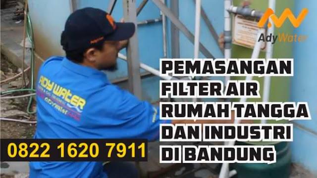 jasa pasang filter air rumah tangga di bandung