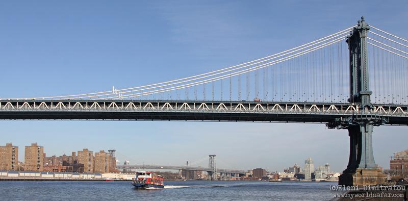 Γέφυρα Μανχάταν (c) Ελένη Δημητράτου