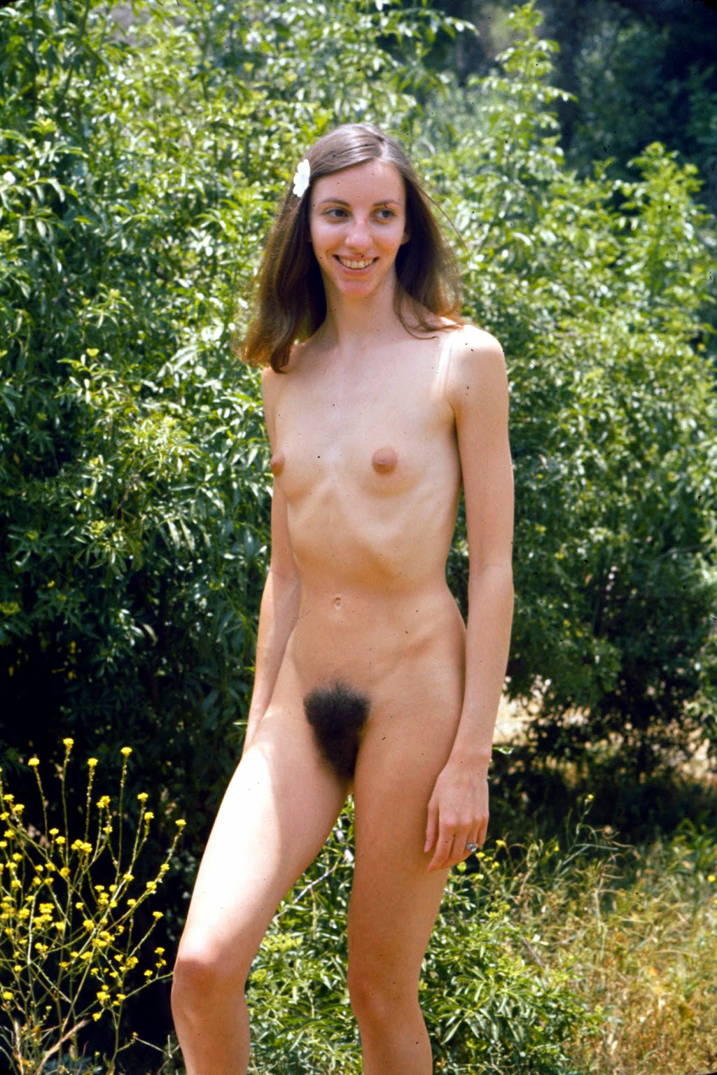 nudist girls family hairy