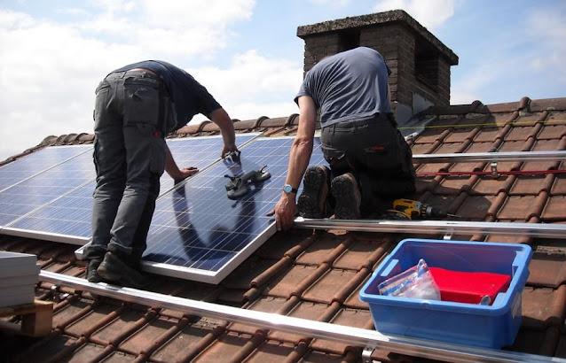 smart solar energy power panels