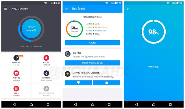 Download APK for AVG Cleaner Premium