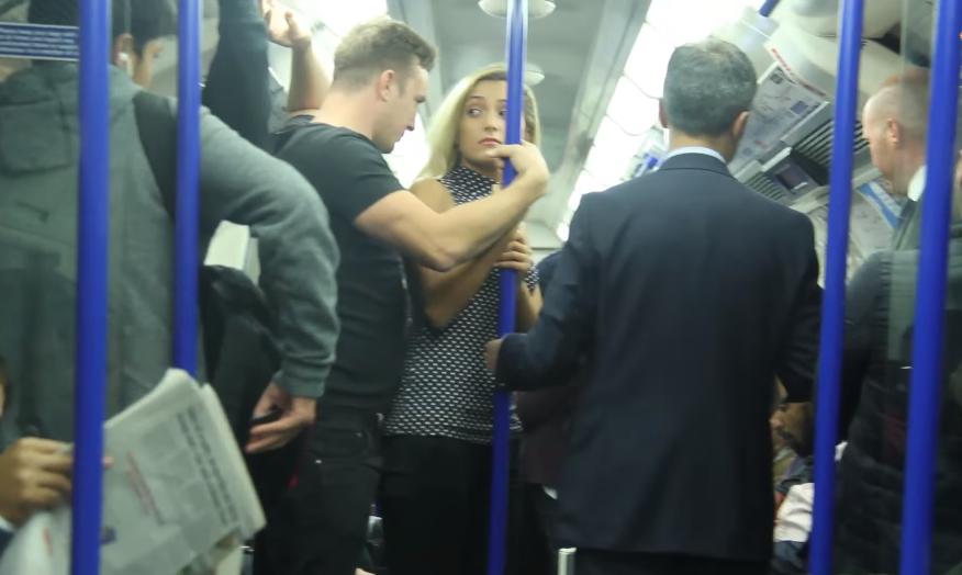 Train Public Porn