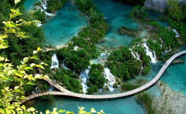 mutlaka görmeniz gereken 10 yer plitvice milli parkı