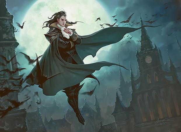 10 Nomes de vampiros do cinema
