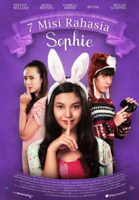 Poster Film 7 Misi Rahasia Sophie