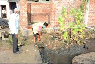 शहर में सफाई व्यवस्था निरंतर जारी