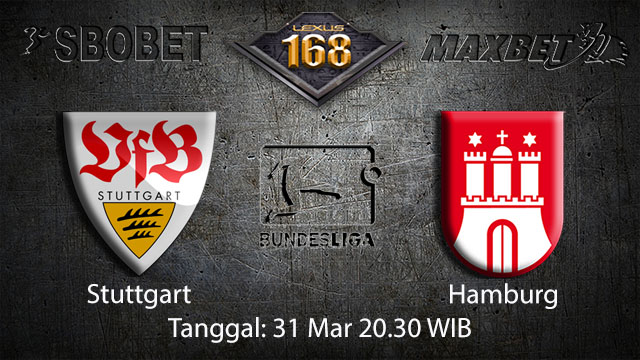 BOLA88 - PREDIKSI TARUHAN BOLA STUTTGART VS HAMBURG 31 MARET 2018 ( GERMAN BUNDESLIGA )