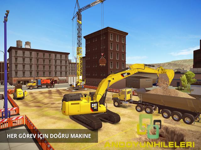 Construction City 2 Hileli Mod APK (Tüm Özellikler Acık)