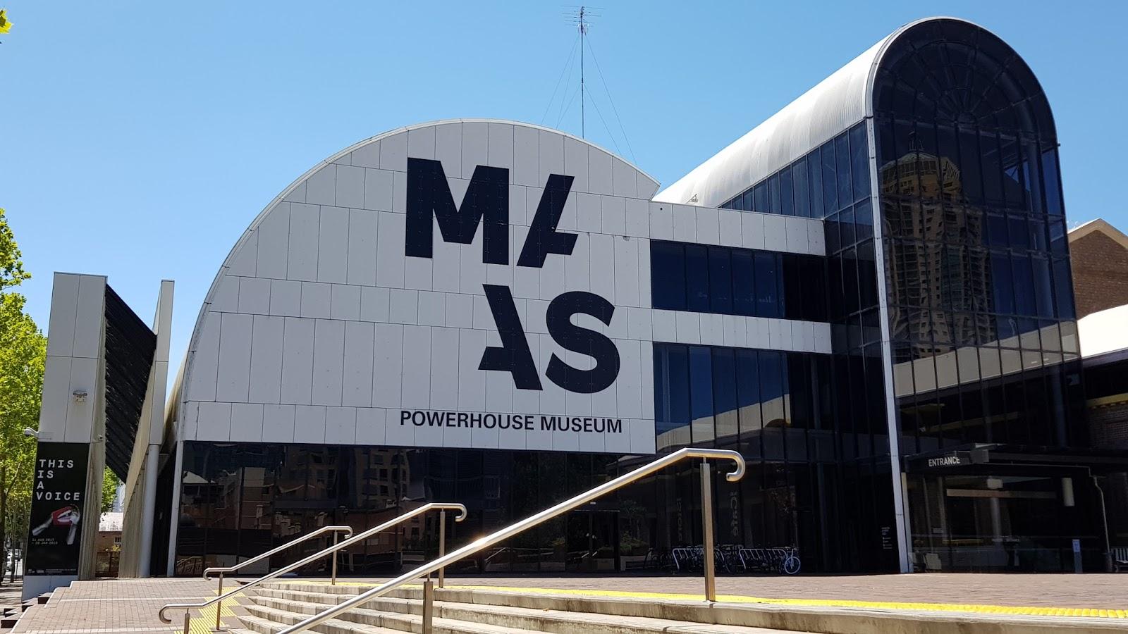 Sydney City And Suburbs Ultimo Powerhouse Museum