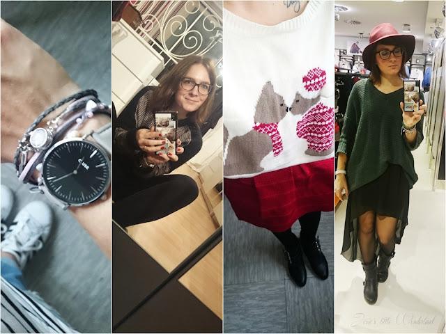 weekreview, outfit, fashion, winter, cozy, knitwear, cluse watch, josie´s little wonderland, blog, schattiges nordlan
