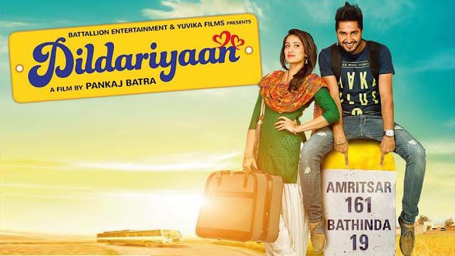 Dildariyaan 2015 Punjabi Movie DVDScr Download
