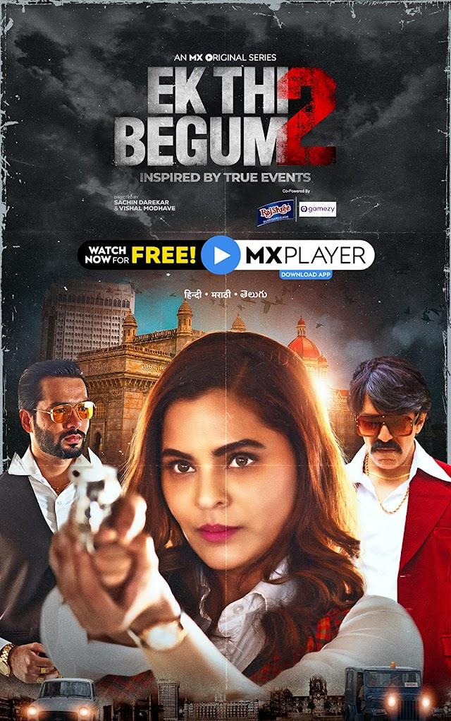 Ek thi begum 2 web series review.