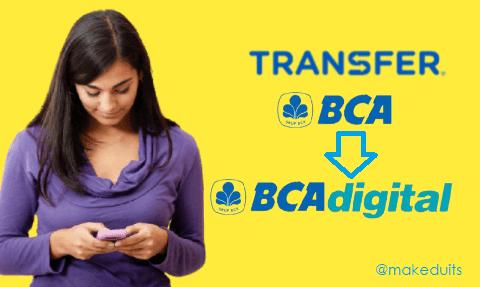 Transfer BCA ke BCA Digital: Biaya Serta Caranya