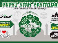 Desain Banner Photobooth PEPSI SMK Yasmida