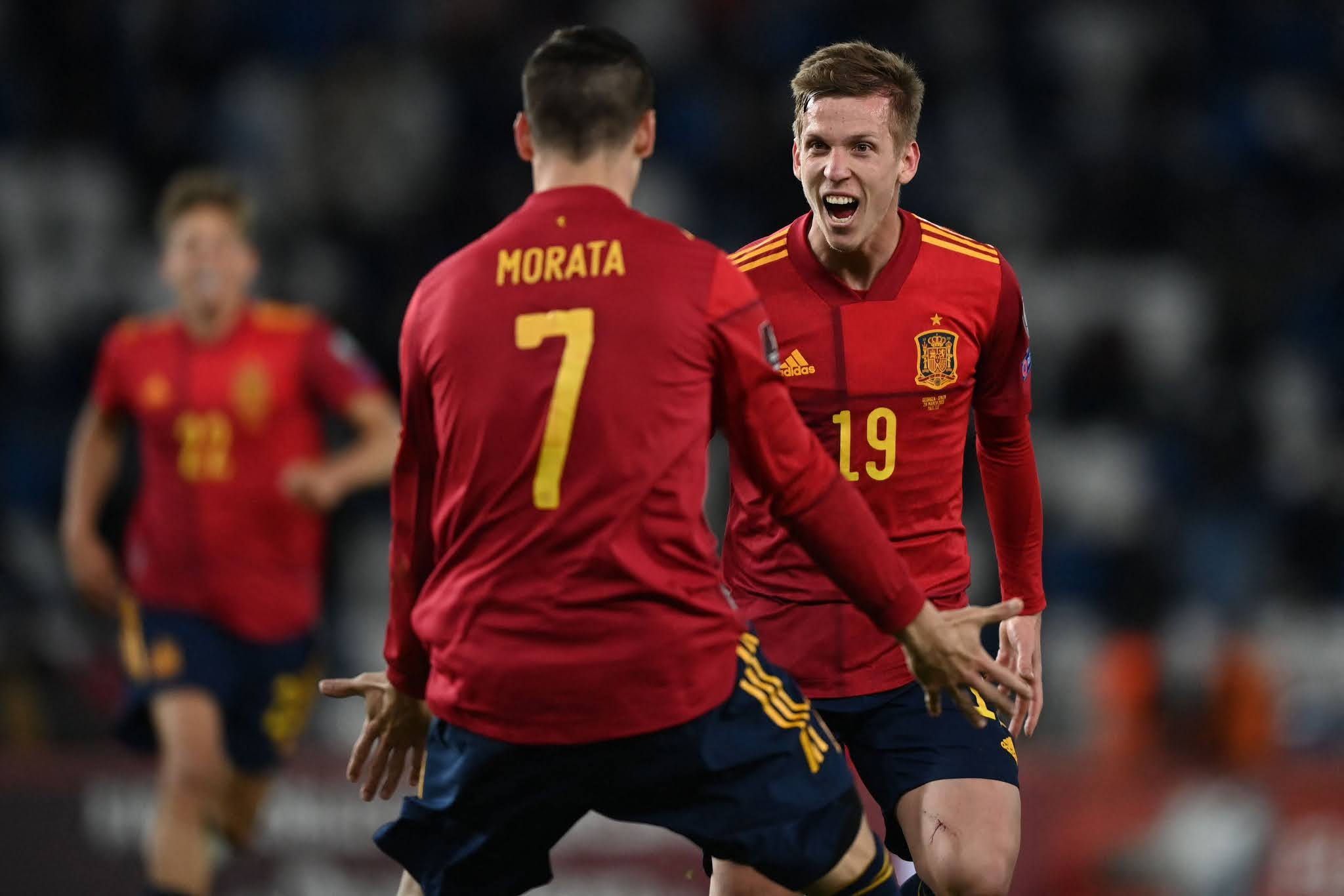 Spain play host to Portugal at Atletico Madrid's Estadio Wanda Metropolitano on Friday night