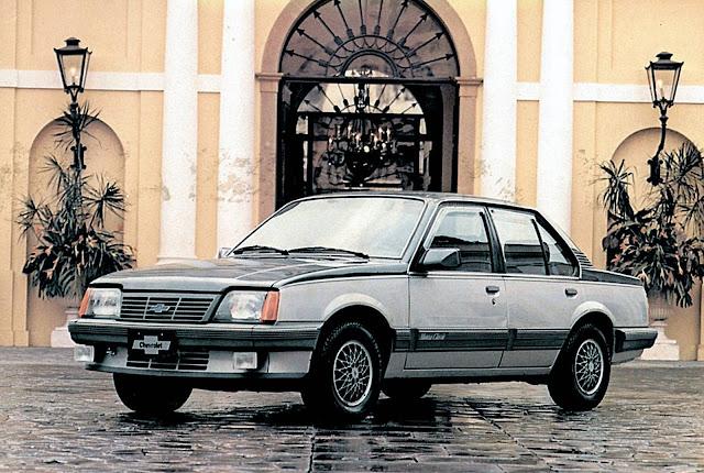 Chevrolet Monza Classic 1986 2.0