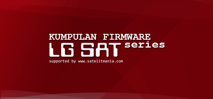 Download Kumpulan Firmware Receiver LGSat Series