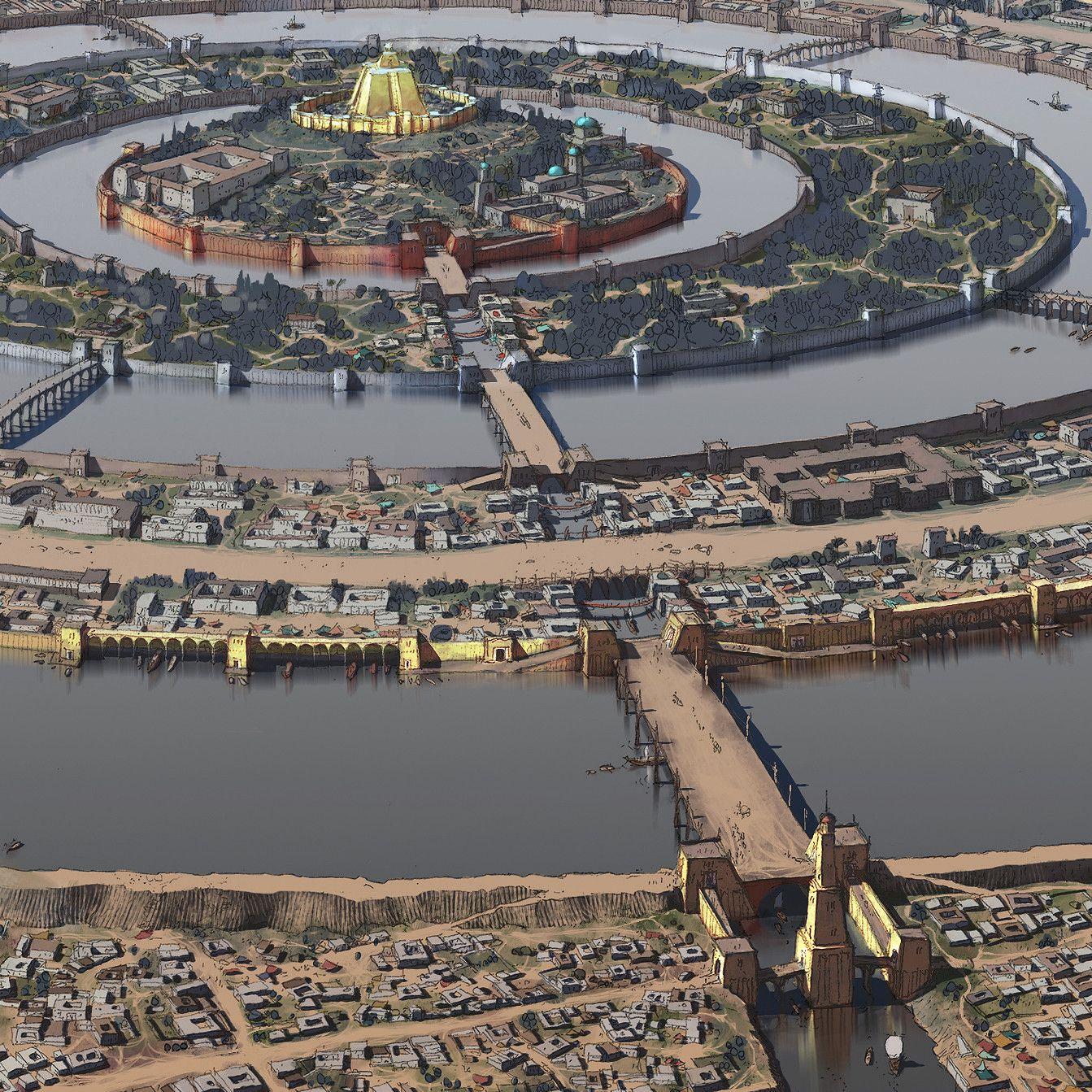 Atlantis: The Cursed City