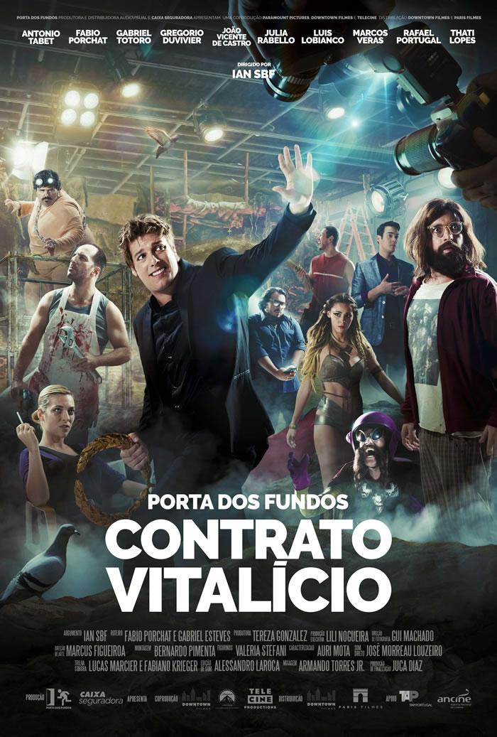Porta dos Fundos: Contrato Vitalício – Nacional – HD 720p