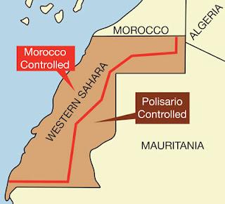 Western Sahara separatists