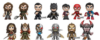 Mystery Mini Justice League Hot Topic
