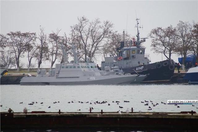 Cine a provocat atacul forțelor rusești asupra navelor militare ucrainene?