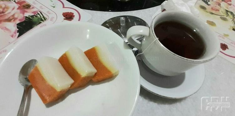 Cara buat Kue Talam Gula Merah yang Legit dan Enak