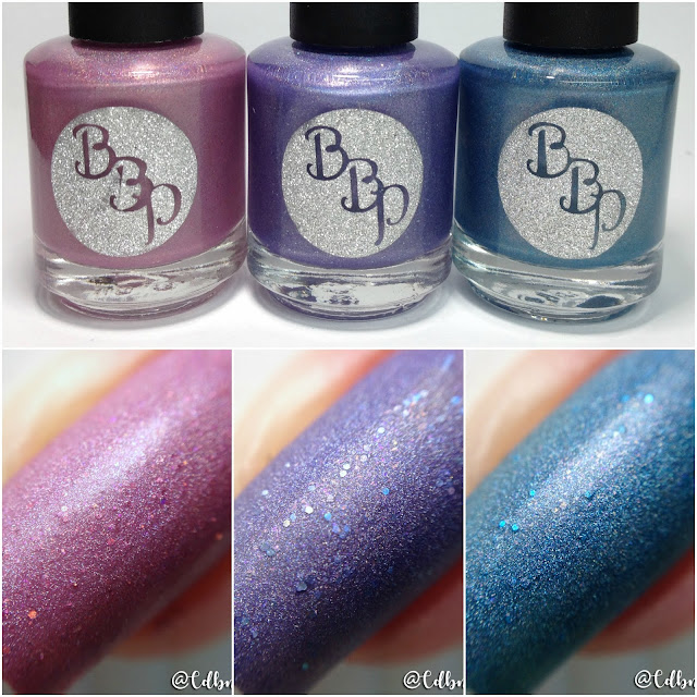 Bad Bitch Polish-Indie Shop Trio