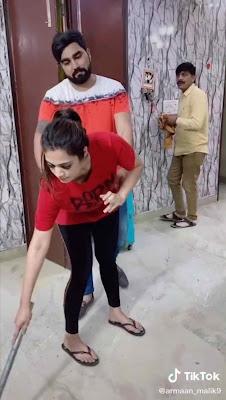 Funny tiktok video in hindi