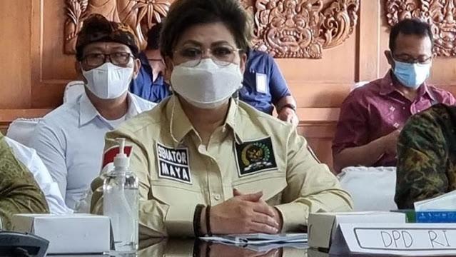 Senator Maya Rumantir Dukung Terobosan Anak Bangsa Ciptakan Vaksin Nusantara
