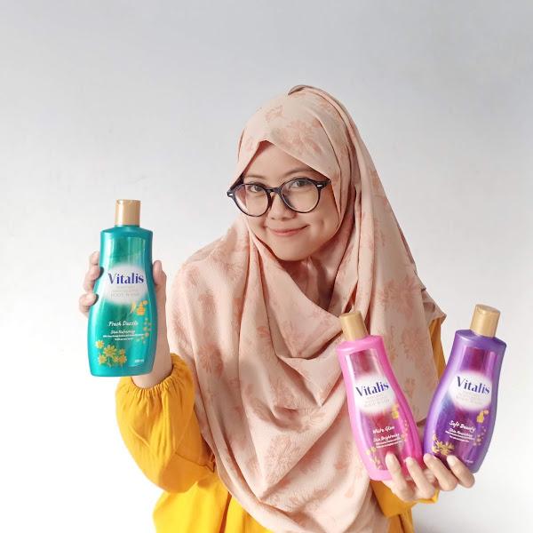 Bebas Stress #dirumahaja, Mandi Vitalis Perfumed Moisturizing Body Wash Solusinya