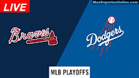 Atlanta-Braves-vs-Los-Angeles-Dodgers-Playoffs