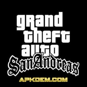 GTA San Andreas MOD APK+ DATA For Android