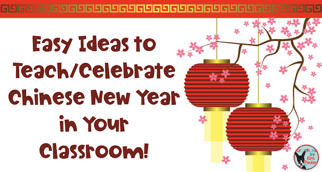 easy ideas to teach your students about chinese new year
