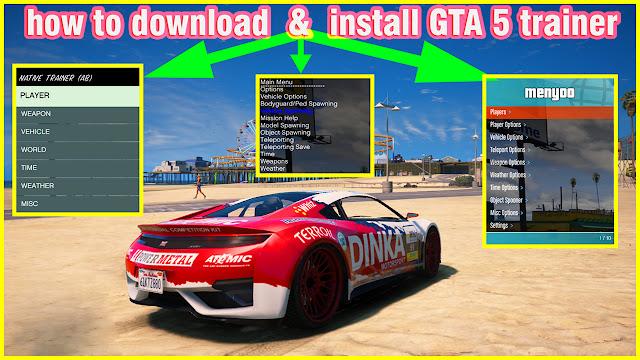 Download,Best,3,GTA 5,All,Trainer