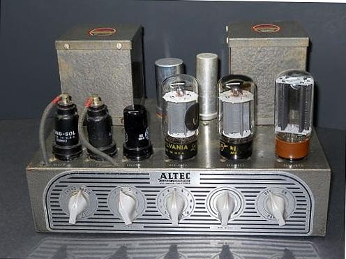 1947 Altec A323-B  Amplifier