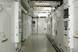 laboratory controlled environment rooms for plant growth