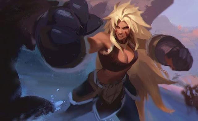 Hero Baru Masha - Winter Guard