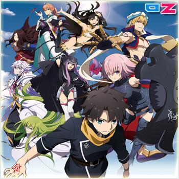 Fate/Grand Order: Zettai Majuu Sensen Babylonia (OP & ED) [Single]