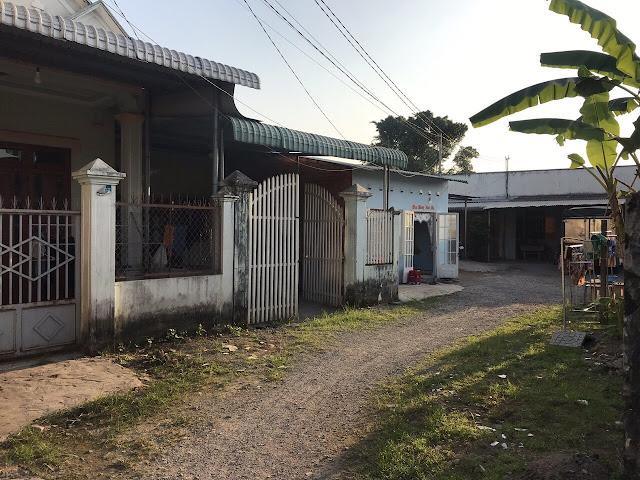 Bán nhà Phường Long Bình Tân Full thổ cư 73.6 mv (CYNT)