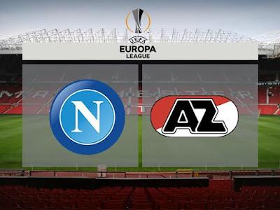 مشاهدة مباراة نابولي ضد اي زد الكمار 22-10-2020 بث مباشر في الدوري الاوروبي