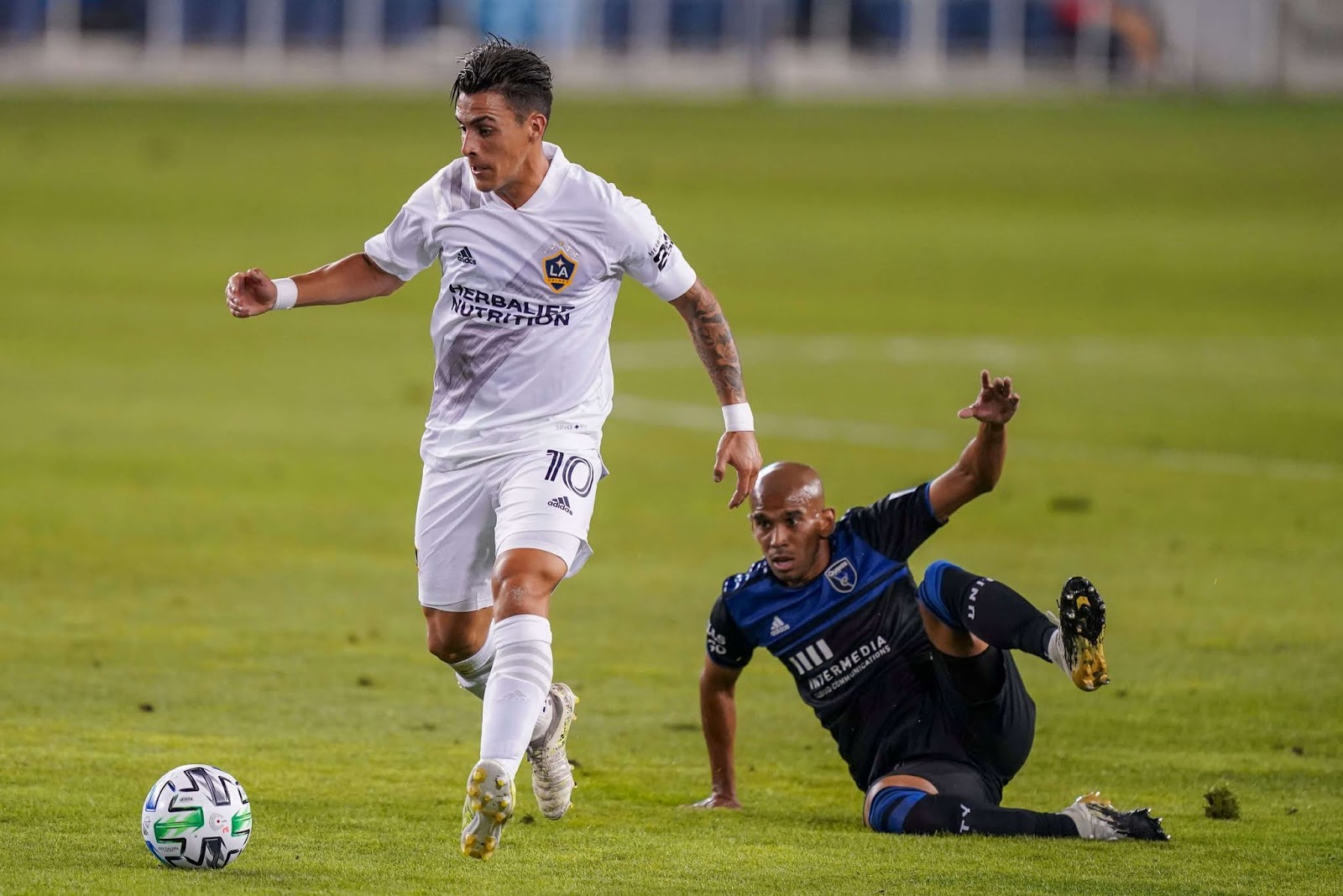San Jose Earthquakes Los Angeles Galaxy MLS