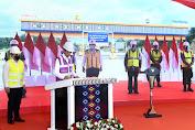 Resmikan Tol Manado-Bitung, Presiden Jokowi: Sulawesi Utara Dapat Berkembang Lebih Baik
